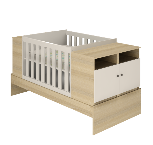 Baby Bedroom In A Box Special: Furniture Express