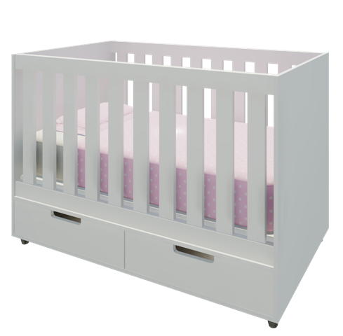 Adjustable baby cot Lucy Cot