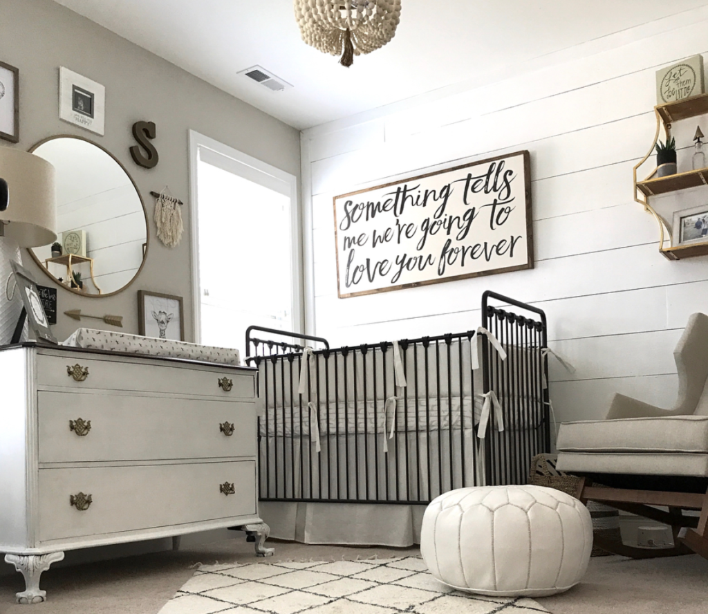 10 Gender Neutral Nursery Decorating Ideas: 18 Nursery Trends For 2018